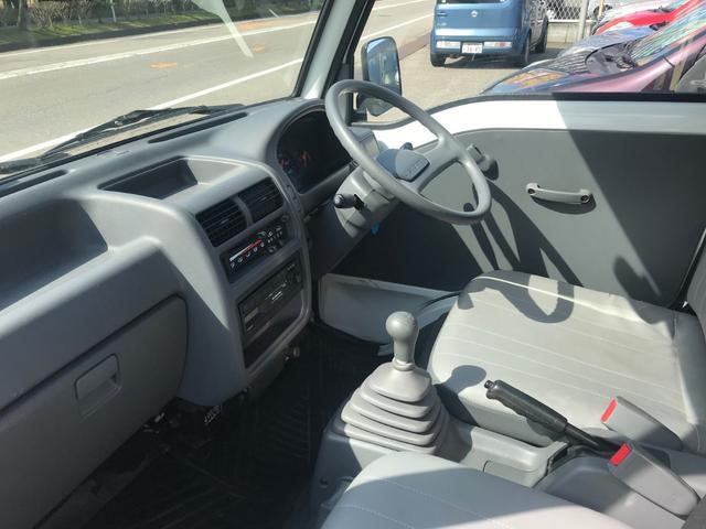 SDX 5速マニュアル 三方開 軽トラック 2WD(11枚目)