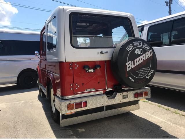 「トヨタ」「ブリザード」「SUV・クロカン」「石川県」の中古車6