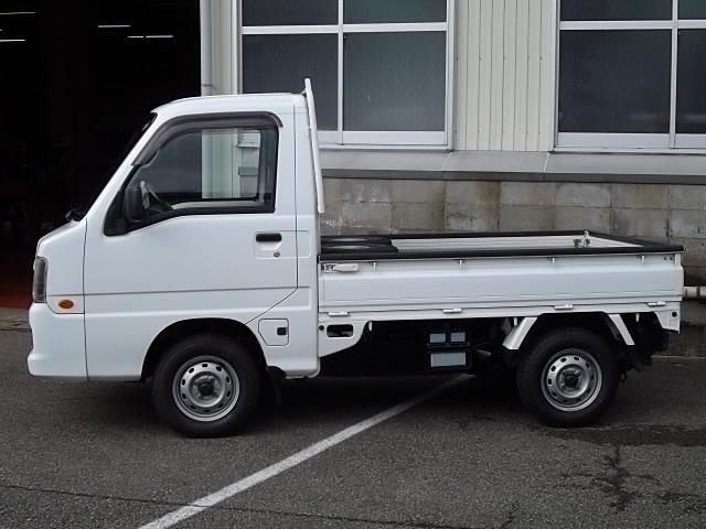 スバル サンバートラック TB 4WD エアコン パワステ