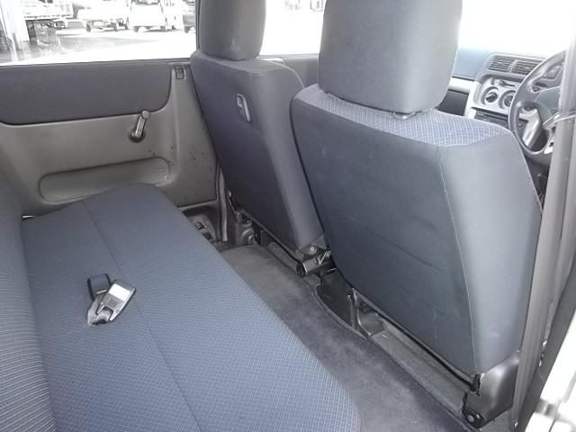 ベースグレード 4WD ABS エアバック エアコンパワステ(11枚目)