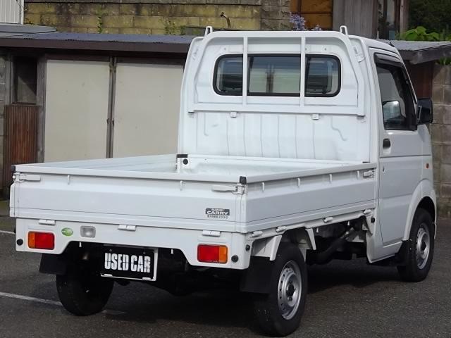 KCエアコン・パワステ 4WD オートマチック(3枚目)