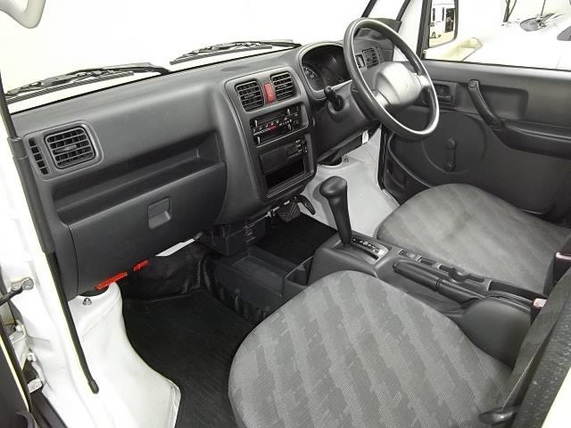 KCエアコン・パワステ 4WD オートマチック(13枚目)