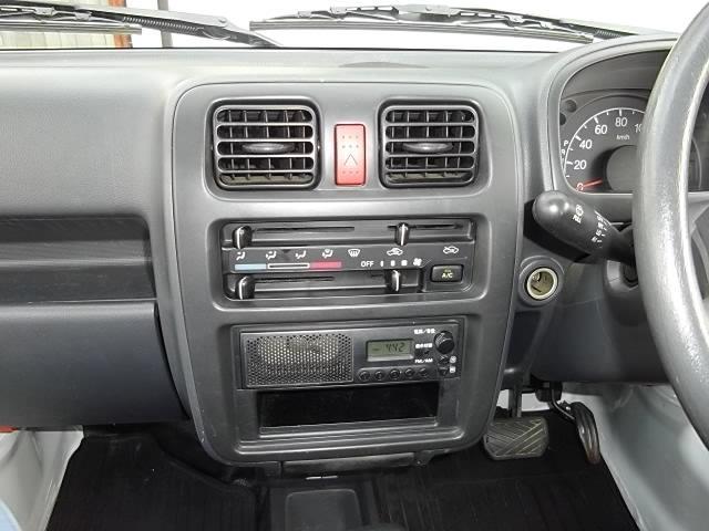 KCエアコン・パワステ 4WD オートマチック(16枚目)
