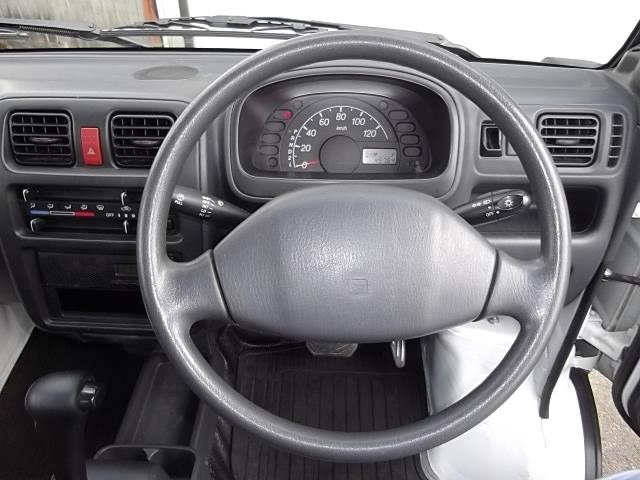 KCエアコン・パワステ 4WD オートマチック(17枚目)