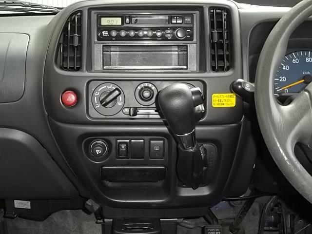 ジョインターボDX-II 4WD オートマチック パワステ(16枚目)