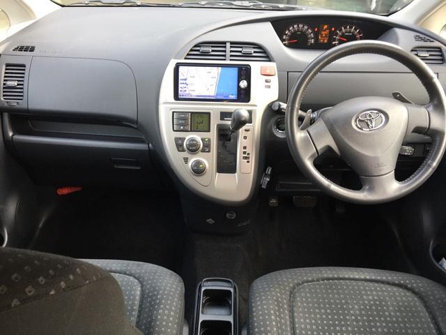 トヨタ ラクティス G Lパッケージ HDDナビ スマートキー