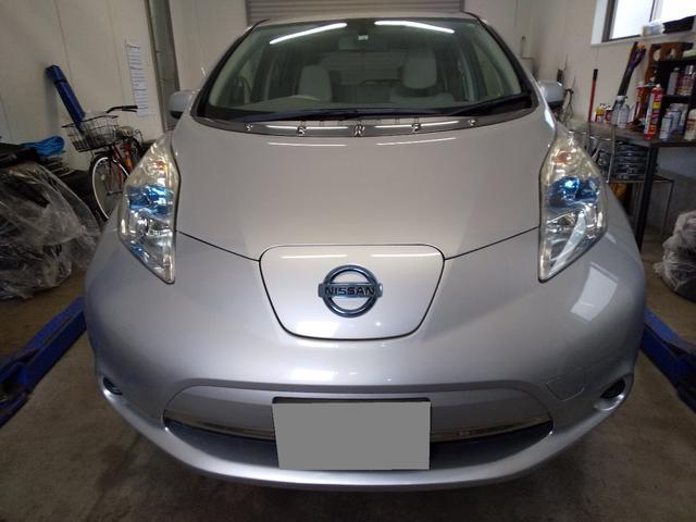 「日産」「リーフ」「コンパクトカー」「石川県」の中古車5
