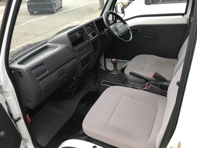 TB 4WD エアコン パワステ 運転席エアバッグ(19枚目)