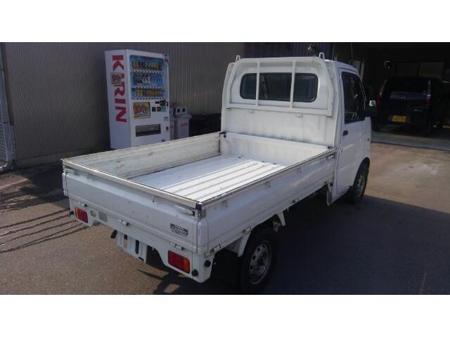 KCエアコン・パワステ 4WD(4枚目)