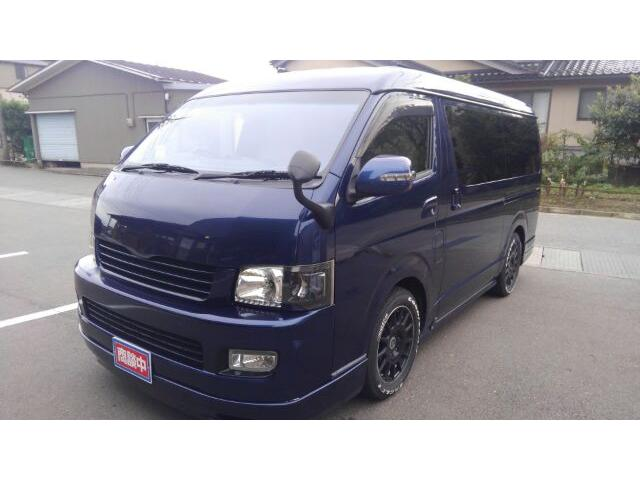 「トヨタ」「ハイエース」「ミニバン・ワンボックス」「石川県」の中古車3