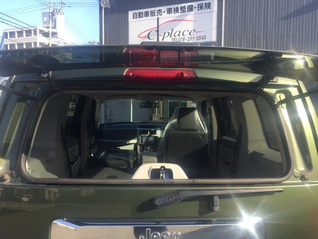 「その他」「クライスラージープ チェロキー」「SUV・クロカン」「石川県」の中古車52