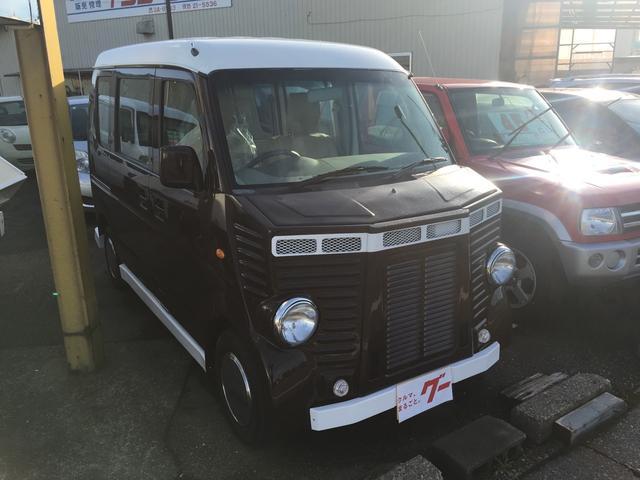 スズキ エブリイ PAフレンチバス 4WD