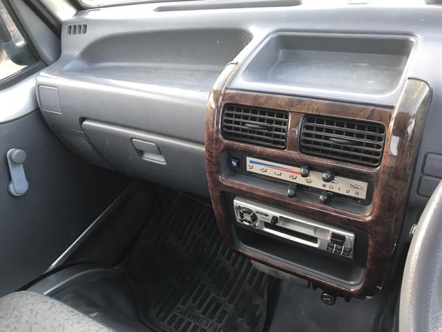 クラシック4WD 5速マニュアル車(7枚目)