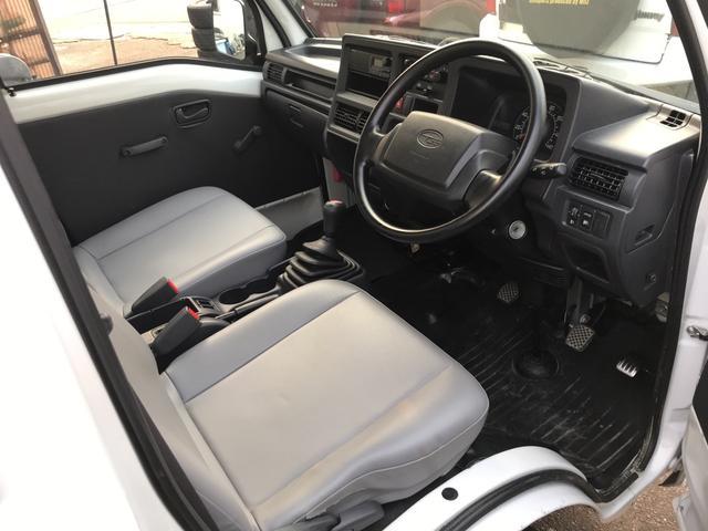 TB 4WD 5速マニュアル車 エアコン パワステ(4枚目)