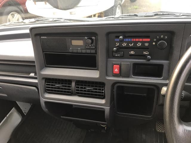 TB 4WD 5速マニュアル車 エアコン パワステ(6枚目)