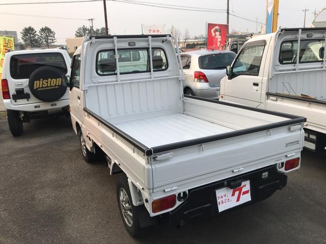 TB 4WD 5速マニュアル車 エアコン パワステ(18枚目)