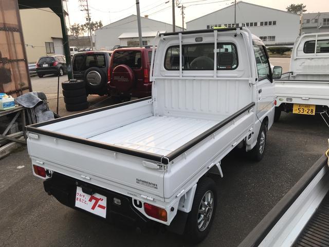 TB 4WD 5速マニュアル車 エアコン パワステ(19枚目)