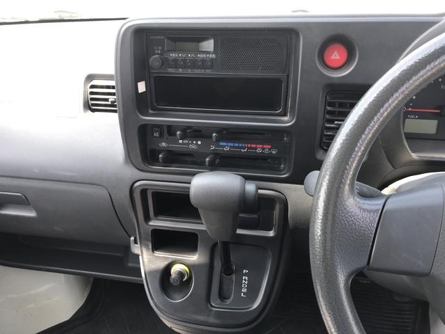 デッキバン 4WD エアコン パワステ Wエアバッグ(6枚目)