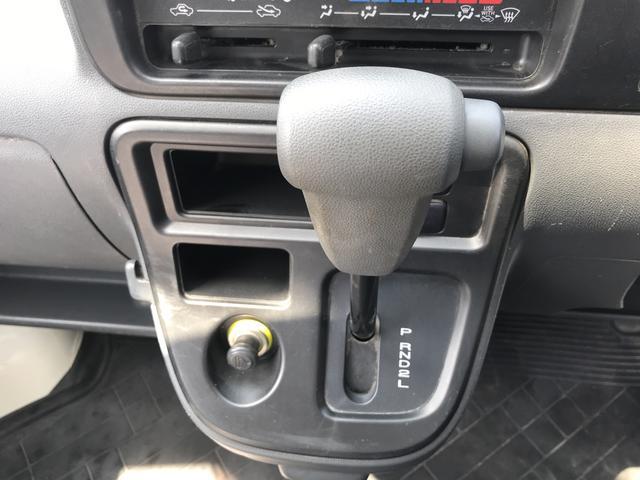 デッキバン 4WD エアコン パワステ Wエアバッグ(13枚目)