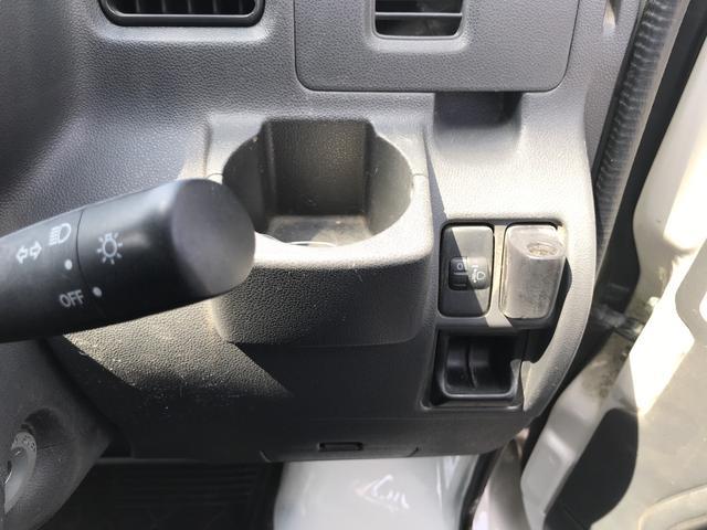デッキバン 4WD エアコン パワステ Wエアバッグ(15枚目)