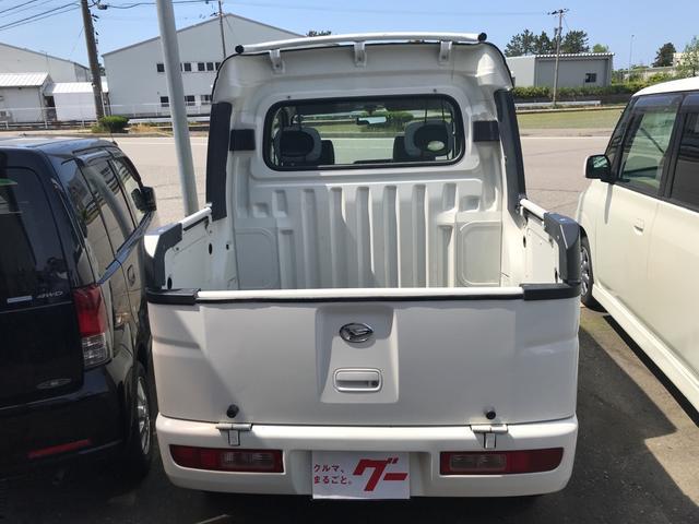 デッキバン 4WD エアコン パワステ Wエアバッグ(19枚目)