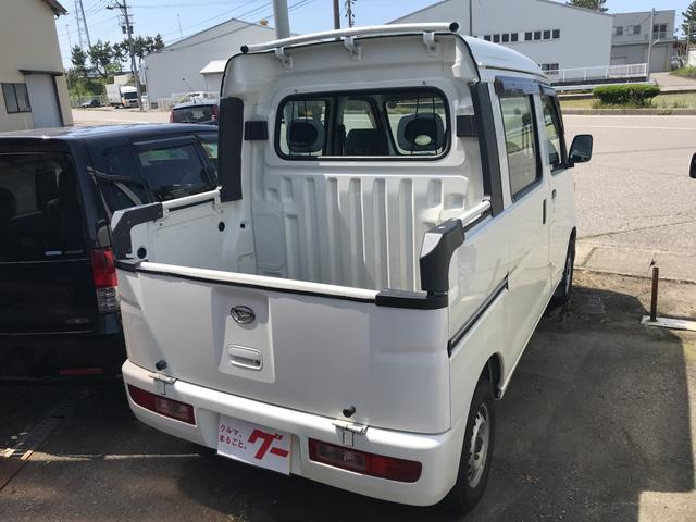 デッキバン 4WD エアコン パワステ Wエアバッグ(20枚目)