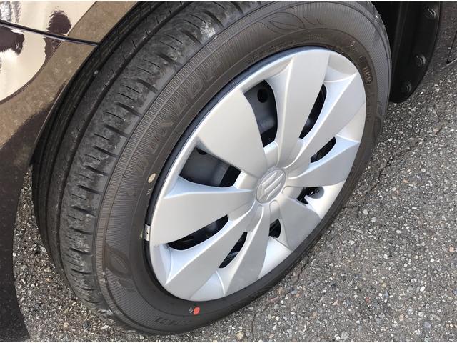 ハイブリッドFX 4WD 届出済未使用車 スズキセーフティサポート スマートキー プッシュスタート オートライト フルオートエアコン CDプレイヤー USB接続オーディオ コーナーセンサー 前席シートヒーター(11枚目)