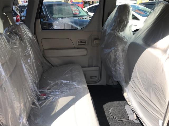 ハイブリッドFX 4WD 届出済未使用車 スズキセーフティサポート スマートキー プッシュスタート オートライト フルオートエアコン CDプレイヤー USB接続オーディオ コーナーセンサー 前席シートヒーター(14枚目)