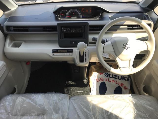 ハイブリッドFX 4WD 届出済未使用車 スズキセーフティサポート スマートキー プッシュスタート オートライト フルオートエアコン CDプレイヤー USB接続オーディオ コーナーセンサー 前席シートヒーター(15枚目)