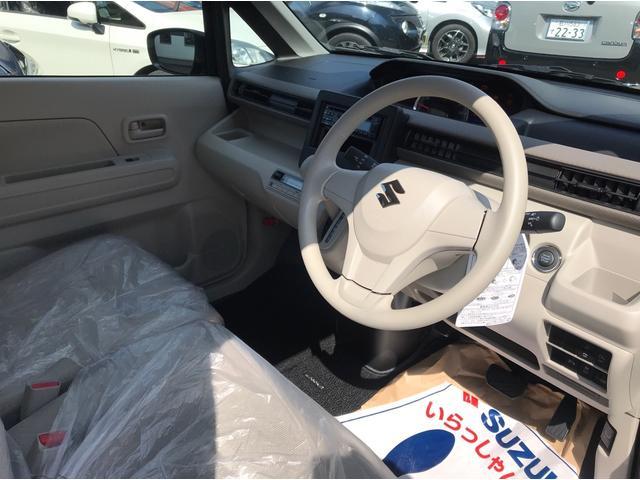 ハイブリッドFX 4WD 届出済未使用車 スズキセーフティサポート スマートキー プッシュスタート オートライト フルオートエアコン CDプレイヤー USB接続オーディオ コーナーセンサー 前席シートヒーター(16枚目)