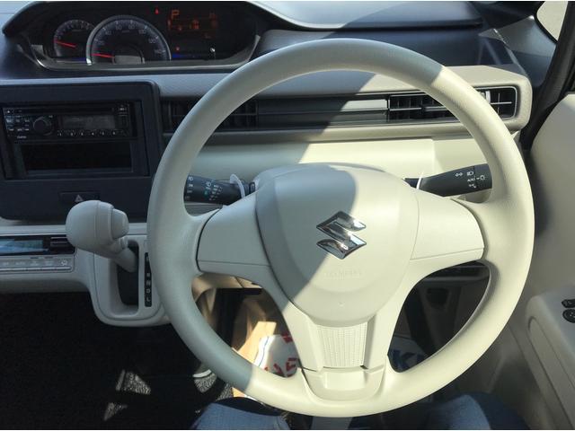 ハイブリッドFX 4WD 届出済未使用車 スズキセーフティサポート スマートキー プッシュスタート オートライト フルオートエアコン CDプレイヤー USB接続オーディオ コーナーセンサー 前席シートヒーター(23枚目)