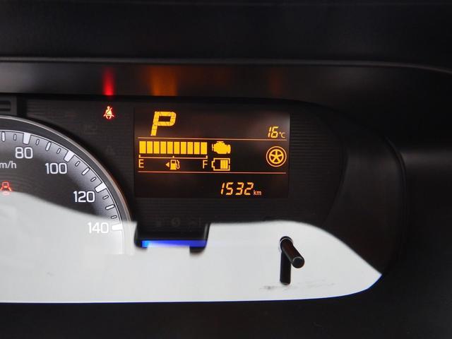 ハイブリッドFX 4WD 届出済未使用車 スズキセーフティサポート スマートキー プッシュスタート オートライト フルオートエアコン CDプレイヤー USB接続オーディオ コーナーセンサー 前席シートヒーター(26枚目)