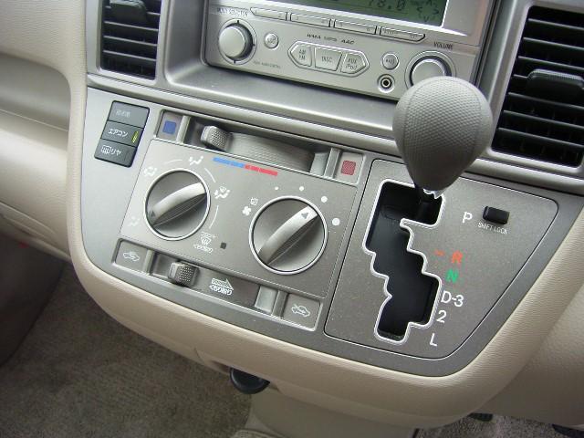 トヨタ ラウム ウェルキャブ 4WD 電動スライドドア
