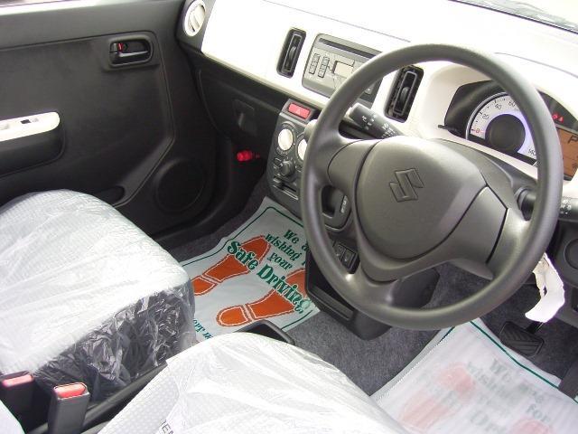 スズキ アルト L 4WD  レーダーブレーキサポート