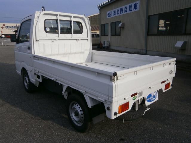 KCエアコン・パワステ 4WD ETC オートマ(4枚目)