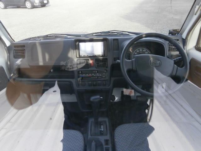 KCエアコン・パワステ 4WD ETC オートマ(9枚目)