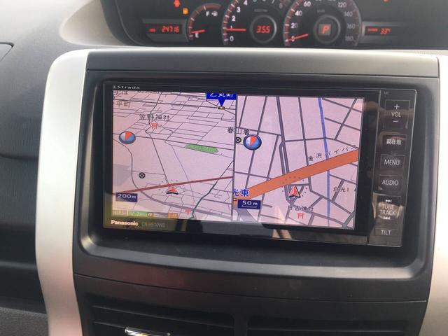 トヨタ ヴォクシー ZS メモリーナビフルセグTV 電動スライドドア