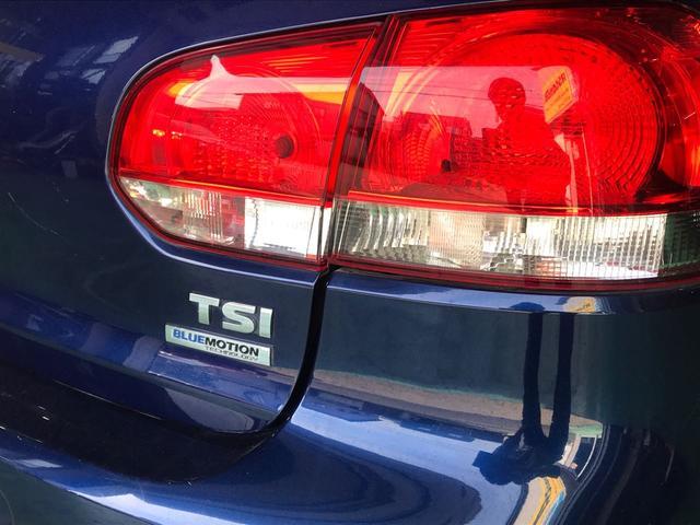 TSIトレンドラインブルーモーションテクノロジー ナビTV(14枚目)