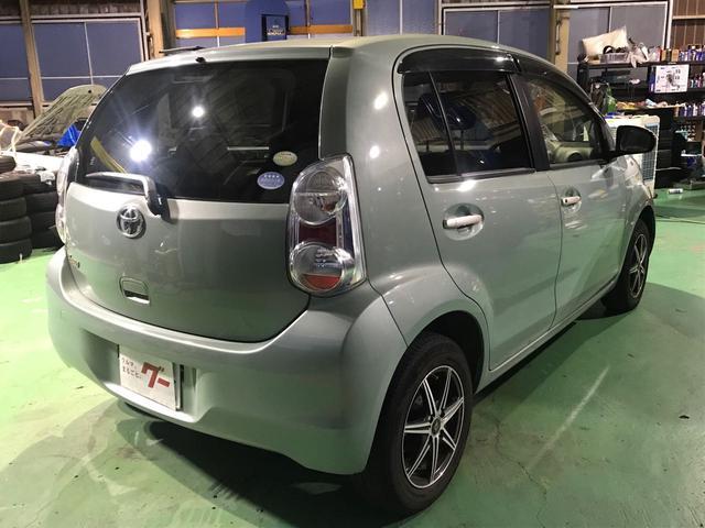 「トヨタ」「パッソ」「コンパクトカー」「石川県」の中古車6