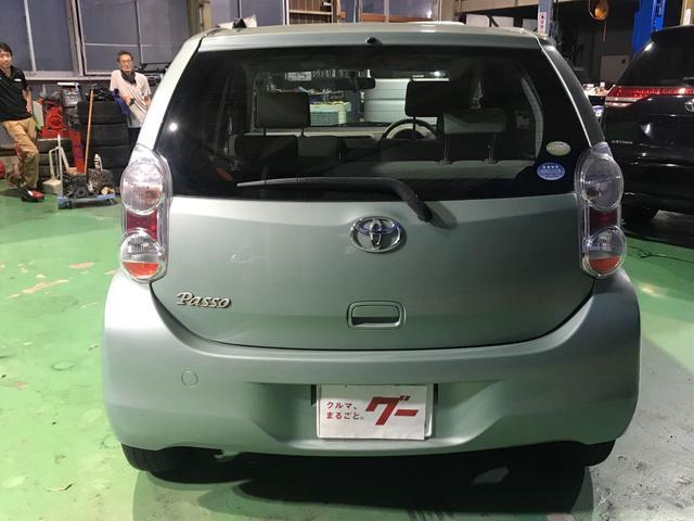 「トヨタ」「パッソ」「コンパクトカー」「石川県」の中古車7