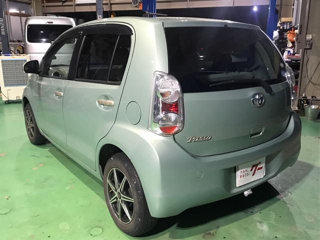 「トヨタ」「パッソ」「コンパクトカー」「石川県」の中古車8