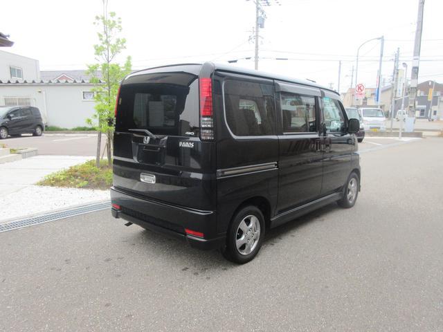 ホンダ バモス L 4WD CD ETC キーレス