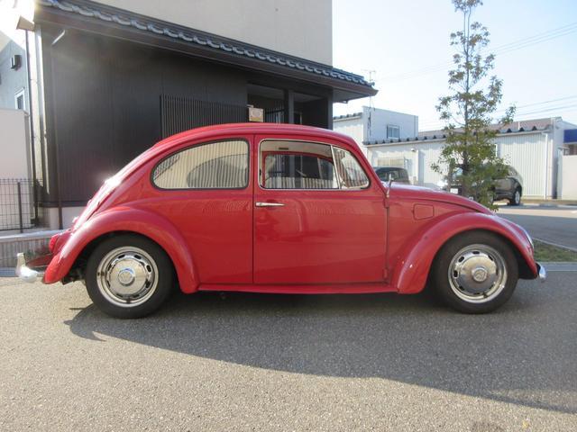 フォルクスワーゲン VW ビートル 1200 ディーラー車 CD ETC 冬用タイヤホイール付