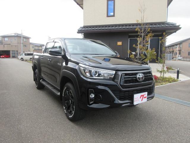 「トヨタ」「ハイラックス」「SUV・クロカン」「石川県」の中古車2