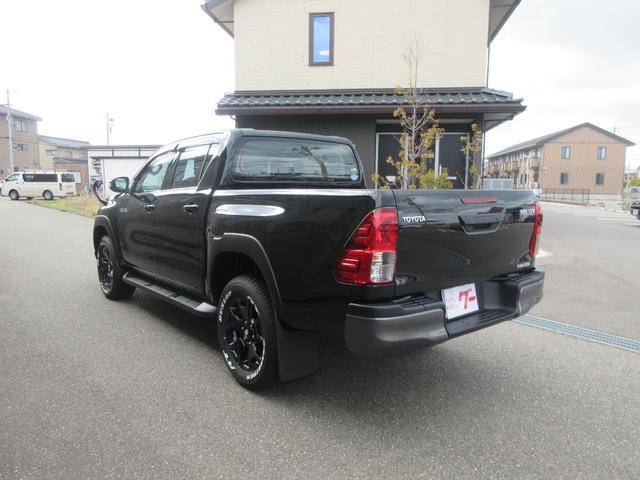 「トヨタ」「ハイラックス」「SUV・クロカン」「石川県」の中古車10