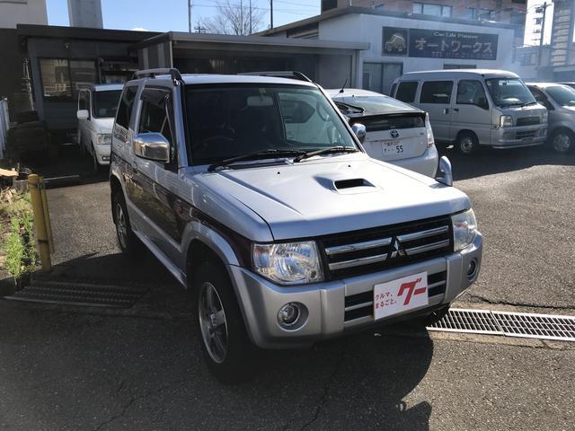 エクシード4WD 社外CD付(3枚目)