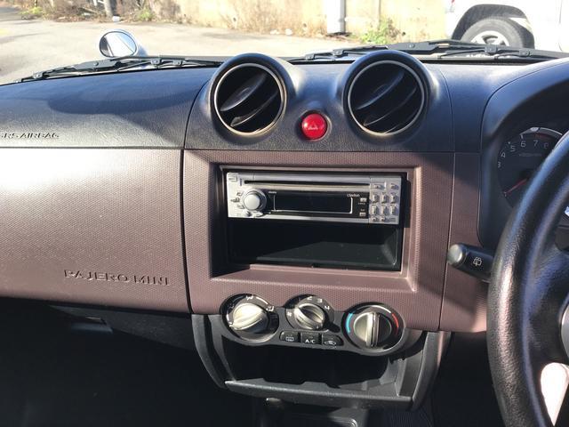 エクシード4WD 社外CD付(6枚目)