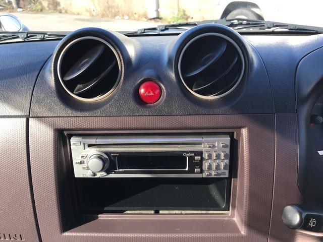 エクシード4WD 社外CD付(8枚目)