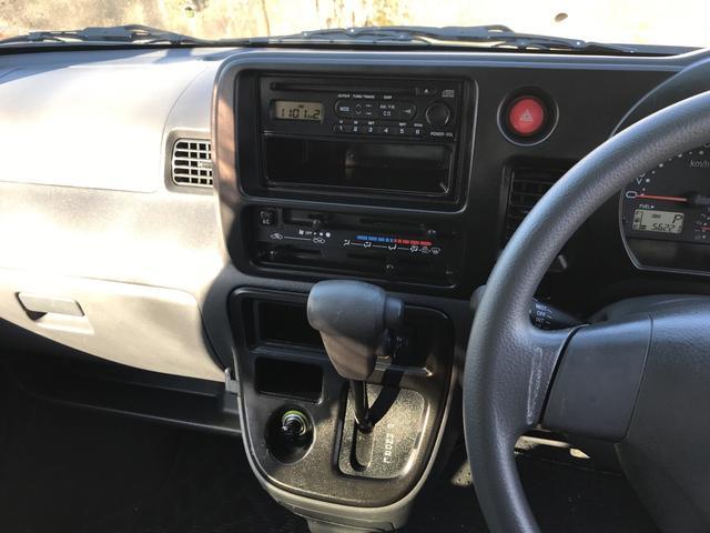 クルーズターボ4WD 純正CD ETC ハイルーフ(6枚目)