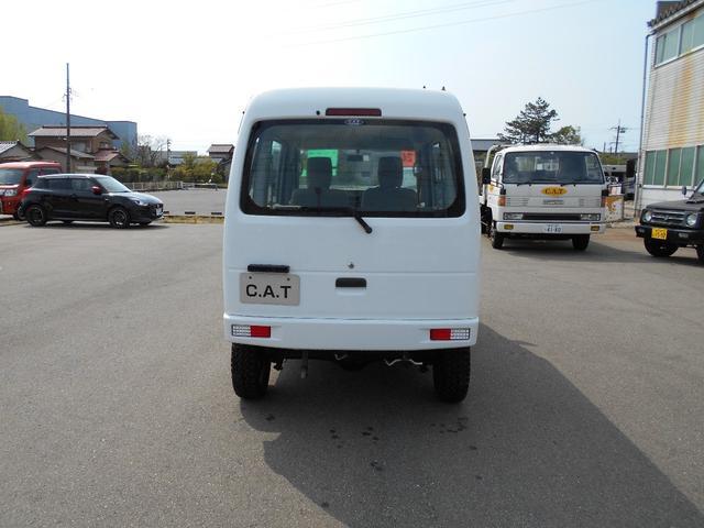 PA 4WD 5速マニュアルリフトUP新品タイヤ自社カスタム(3枚目)
